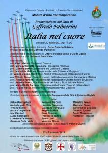 ARTE CONTEMPORANEA E STORIE D'EMIGRAZIONE, L'ITALIA NEL CUORE UN EVENTO A CASERTA.