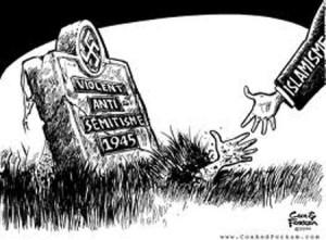 Anche il terrorismo antiebraico è islamico.