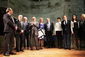 Premio Internazionale di Letteratura Lucius Annaeus Seneca.  Seneca di Bronzo alla Carriera assegnato a Davide Rondoni e Marco Civoli.