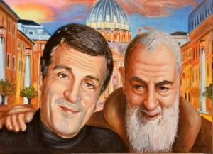 Da Padre Pio a don Tonino Bello:  l'uomo e il suo cammino di salvezza.
