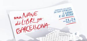 """Giornata mondiale del libro. Tutti a Barcellona. Un'iniziativa organizzata da""""Leggere.tutti""""."""