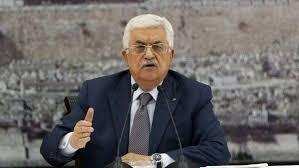 Consiglio Nazionale Palestinese. Le dichiarazioni di Abu Mazen.