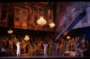 """""""LA DONNA DEL LAGO"""" – Rossini – LETTA COME UN PERCORSO """"À REBOURS"""". ARTISTI AL TOP."""