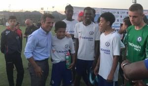 Gianfranco Zola e il calcio giovanile nel nome del padre.