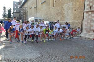 Domenica al Piazzale di Collemaggio  si corre la 39^ Campestrina della Perdonanza.