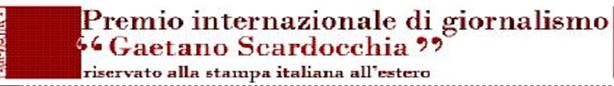 """A Letizia Airos il Premio internazionale di Giornalismo """"Gaetano Scardocchia"""" 2018  La giornalista dirige a New York il Network i-Italy, un esempio di nuovi linguaggi nella comunicazione."""