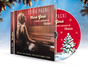 Nuovo album natalizio di Sylvia Pagni. Voce, fisarmonica e pianoforte per un Natale di classe e allegria.