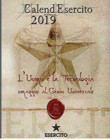 """L'AQUILA. Comando Militare Esercito """"Abruzzo"""" – Presentazione del CalendEsercito 2019 a L'Aquila"""