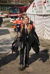 Ciao Paola, coraggiosa giornalista guerriera! Grazie per le belle lezioni umane e professionali che ci hai lasciato.