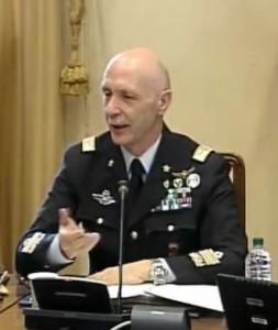 Audizione del Capo di Stato Maggiore della Difesa, Gen. Enzo Vecciarelli, alle commissioni riunite della Difesa di Camera e Senato.