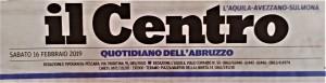 """INTERVISTA A GOFFREDO PALMERINI L'ex amministratore aquilano oggi scrittore: """"Ho vissuto appassionate stagioni politiche""""."""