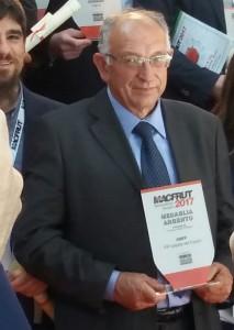 Rodolfo di Pasquale, presidente AMPP