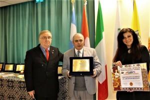 Valerio G. Ruberto, José Prestifilippo, Glady Mabel Cantemi