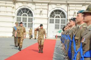 4° Corso di Formazione per Comandanti di Compagnia.