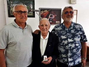 Franco Di Martino, Nicola Ranalli, Giancarlo Zappacosta