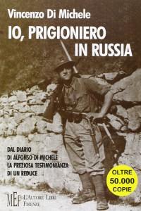 "Cover ""io prigioniero in Russia""."