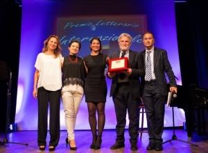 """A Goffredo Palmerini un Premio alla Cultura al prestigioso """"Montefiore""""."""