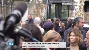 Vivere per testimoniare  Piero Terracina: una memoria che continuerà a vivere.