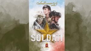 """COMANDO MILITARE ESERCITO """"ABRUZZO"""": presentazione CALENDESERCITO 2020"""