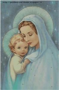 La Madonna t'accompagna ….. Quasi un racconto di Natale.