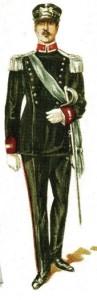 Grande uniforme per ufficiale