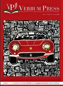 Verbum Press, nasce la nuova rivista culturale  Il 24 gennaio alle ore 16 verrà presentata a Roma presso la Società Dante Alighieri