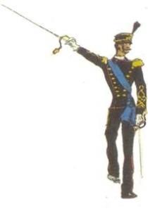 Applicazione della disciplina in materia di armi alle sciabole degli Ufficiali e  dei Marescialli ed allo spadino degli Allievi delle Accademie Militari.