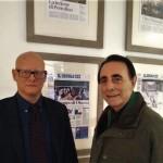 Andrea Castanini e Giuseppe Arnò.