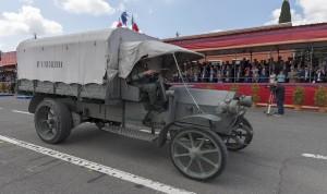 Festa dell'Arma dei Trasporti e Materiali dell'Esercito.
