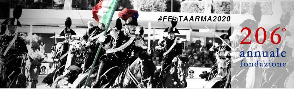 Festa dell'Arma dei Carabinieri.