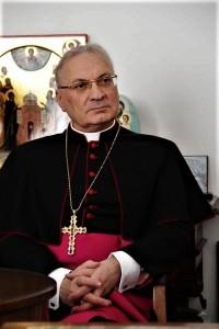 Mons. Orlando Antonini, nunzio apostolico