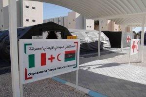 DIETRO FRONT DALLA LIBIA A UN AEREO ITALIANO: I NOSTRI MILITARI RESPINTI DALLE LOCALI AUTORITA' ALL'AEROPORTO DI TRIPOLI.  L'ITALIA ALZI LA TESTA E DECIDA QUALE RUOLO ASSUMERE.