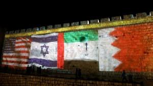 """Israele """"invasa"""" dagli Arabi.  Nuove Ambasciate di Paesi mediorientali dopo l'Accordodi Abramo."""