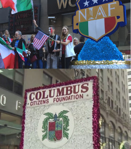 National Italian American Foundation (NIAF), Columbus Citizens: se ci siete battete un colpo.