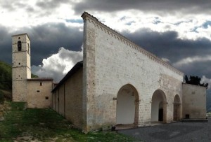 Abbazia di San Giovanni, a Lucoli_