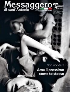 Messaggero di S. Antonio per l'estero. Intervista a Goffredo Palmerini.