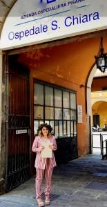 Miriam Violi,laurea con lode in medicina  e chirurgia all'università di Pisa.