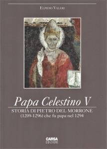 LIBRI. Novità editoriale: il nuovo libro di Elpidio Valeri su Celestino V