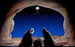 Una visione fantastica aspettando il Natale.