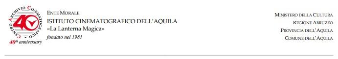 L'Istituto Cinematografico dell'Aquila inizia le riprese del videoclipL'Aquila: un territorio di emozioni