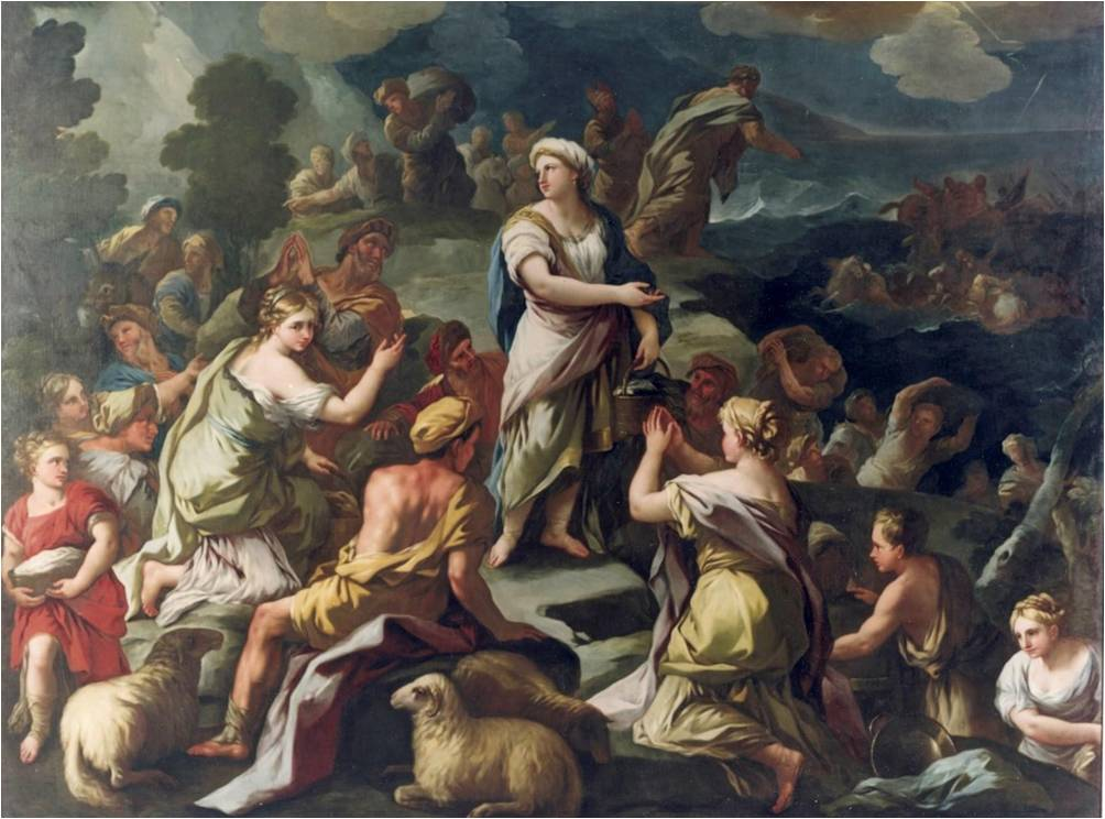 Avviato il restauro di un gruppo di dipinti della Basilica di Collemaggio finanziato dall'Associazione Panta Rei