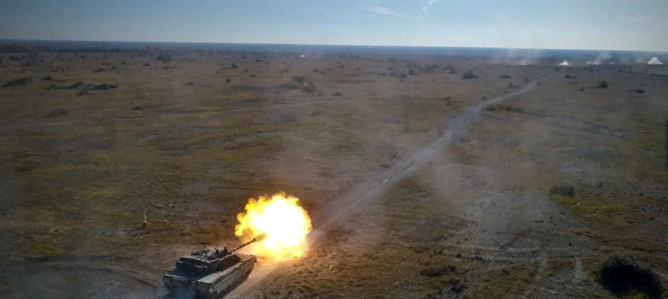 NATO: il 32° rgt carri alla Dragoon Ready 2021