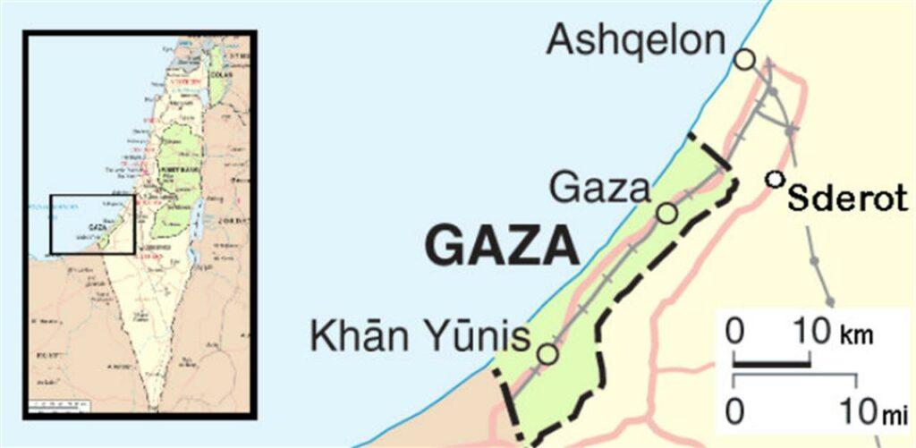 airotS le scatole. Nuova crisi tra Israele e Hamas.